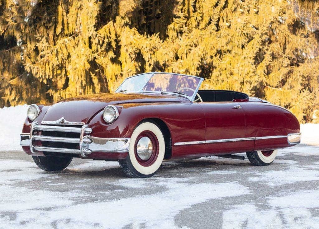 Gooding and Company 1950 Kurtis Sports Car $275,000