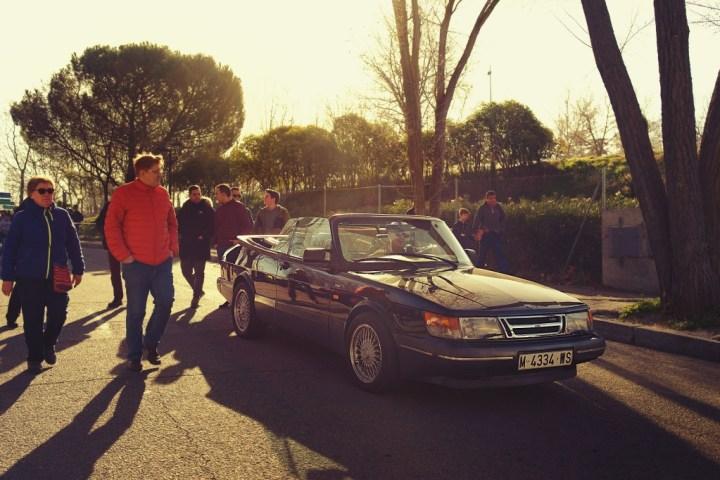 Saab 900 Cabrio en ClassicAuto Madrid