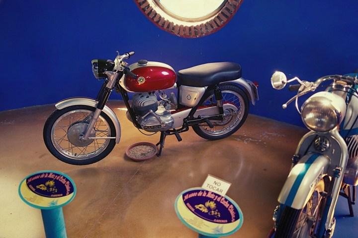 Hervás: Bultaco