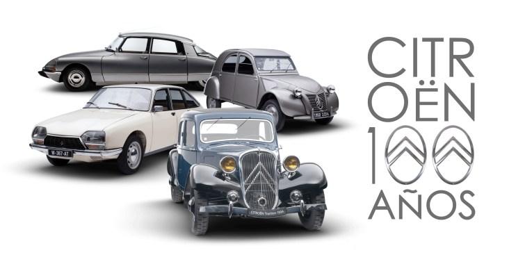 100 años de Citroën | Crédito imagen: Grupo PSA