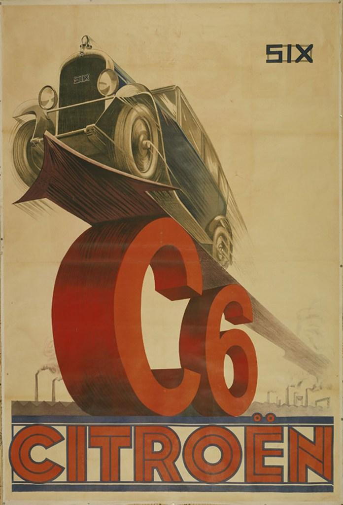 Citroën C6 anuncio | Crédito imagen: Grupo PSA