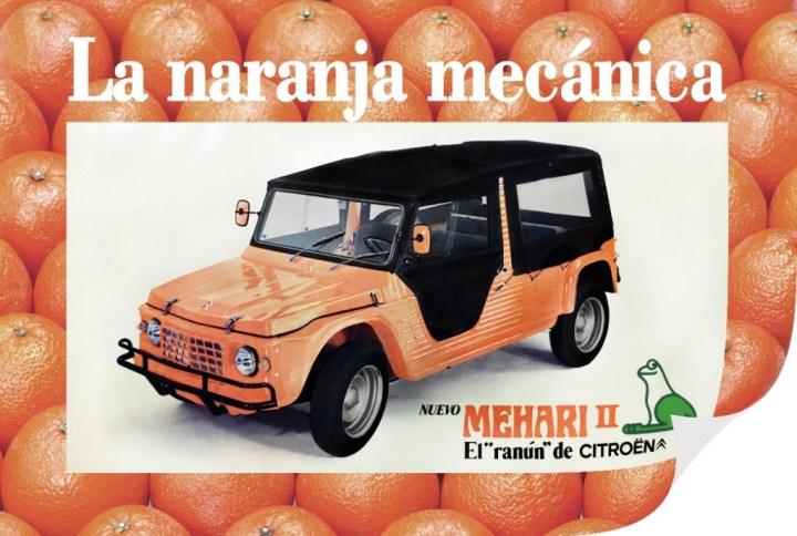 Citroën Mehari anuncio | Crédito imagen: Grupo PSA