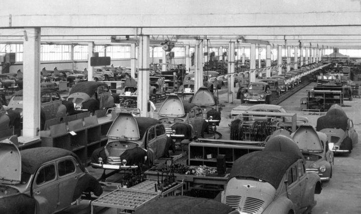 Fábricas de automóviles en España: Renault Valladolid