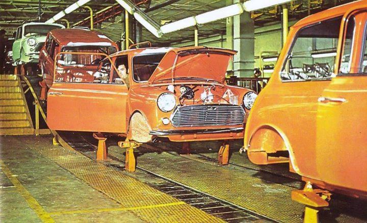 Fábricas de automóviles en España: Authi Pamplona