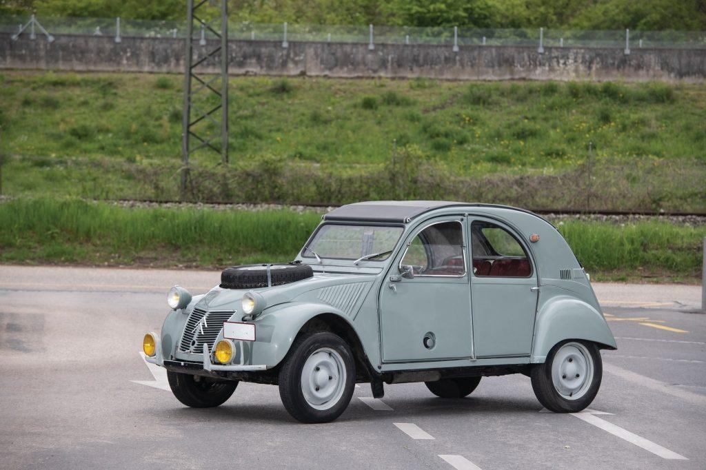 Citroën 2CV 4×4 'Sahara' (1963) 74.750 €