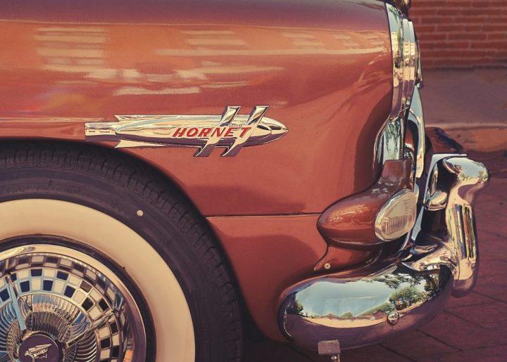 Typography Hudson Hornet