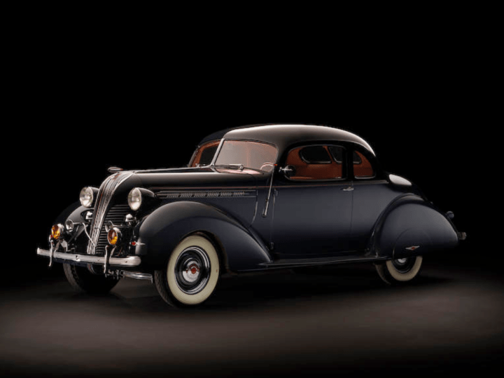 Hudson Terraplane Business Coupe (1937) | Bonhams