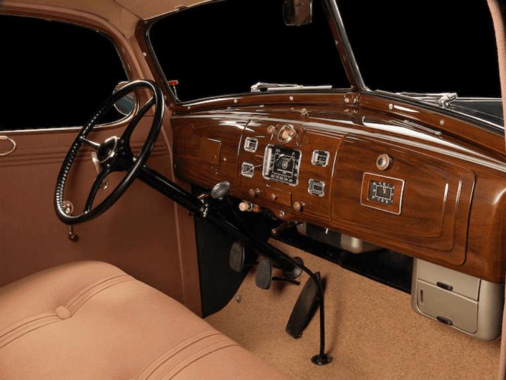 Hudson Terraplane Business Coupe (1937)   Bonhams