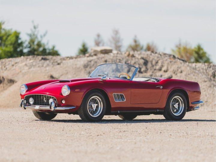 Ferrari 250 SWB California Spider (1962) | RM Sotheby's