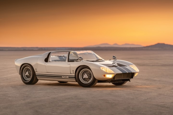 Ford GT40 Prototype Roadster (1965)   RM Sotheby's