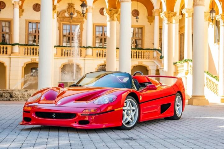 RM Sotheby's 1995 Ferrari F50