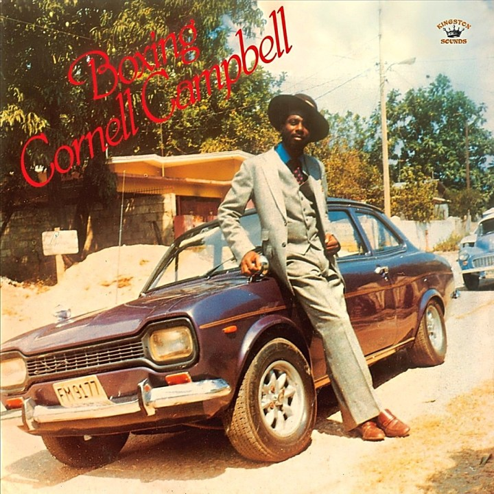 Cornell Campbell - Boxing