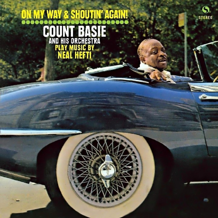 Count Basie - On my Way and Shoutin' Again