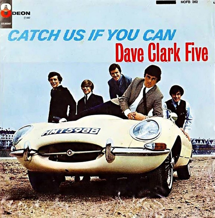 Dave Clark Five - Catch us if you can