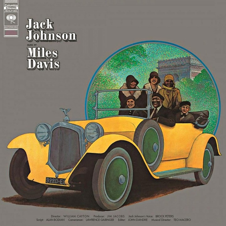 Miles Davis - A tribute to Jack Johnson