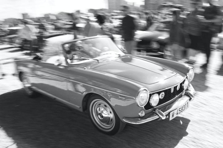 Comprar un coche clásico: Fiat Spider