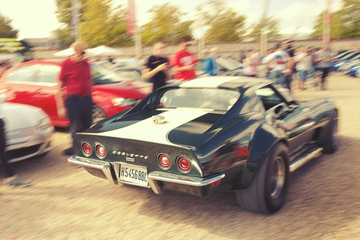 IfYouLikeCars8 Corvette Stingray