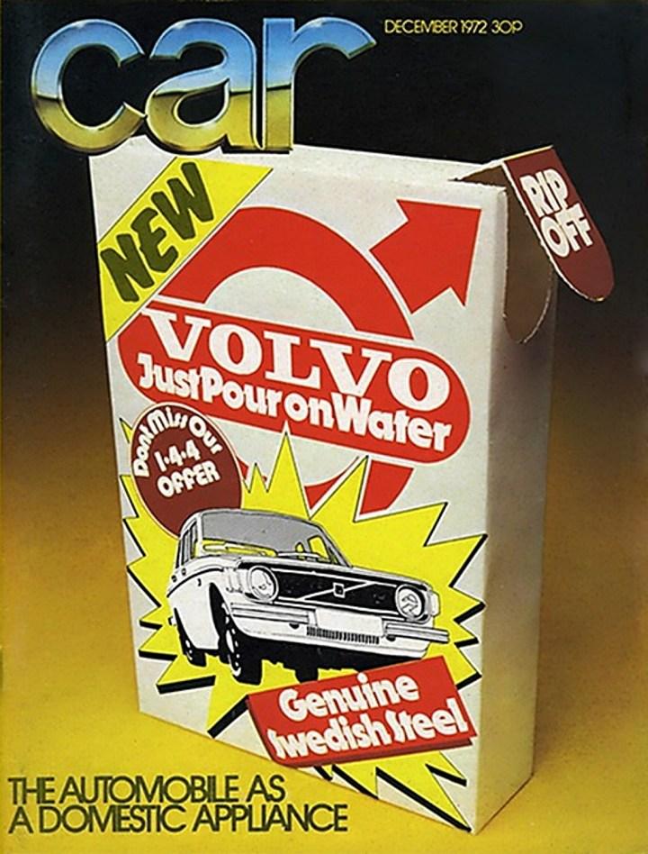 Car Magazine December 1972