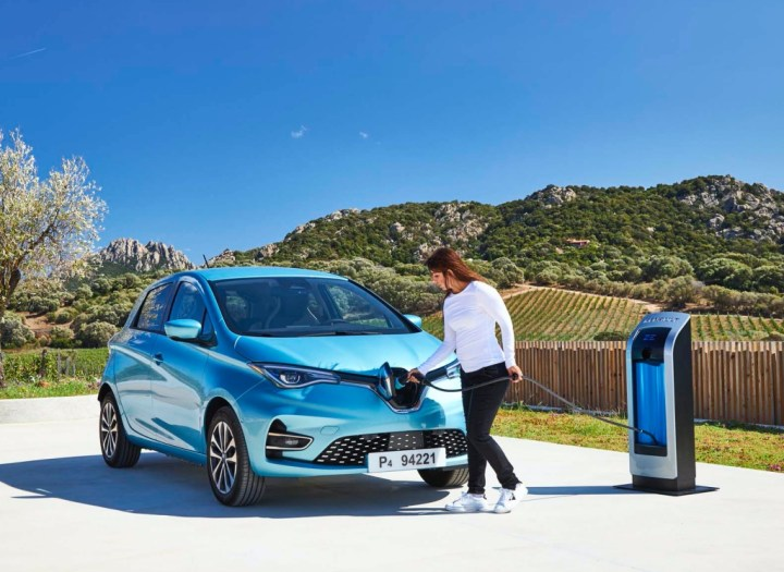 Revolución de los coches eléctricos: Renault Zoe