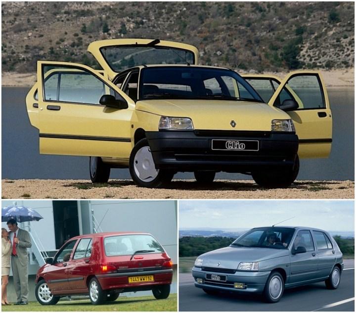 30 años en 2020: Renault Clio