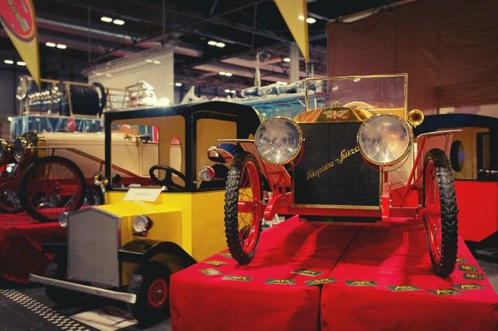 Retromóvil Madrid 2019 Hispano Suiza juguete