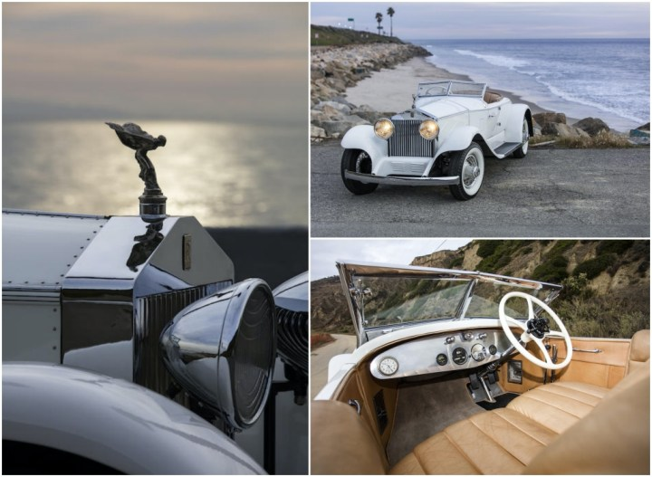 Rolls-Royce Silver Ghost Piccadilly Special Roadster (1924) | Bonhams