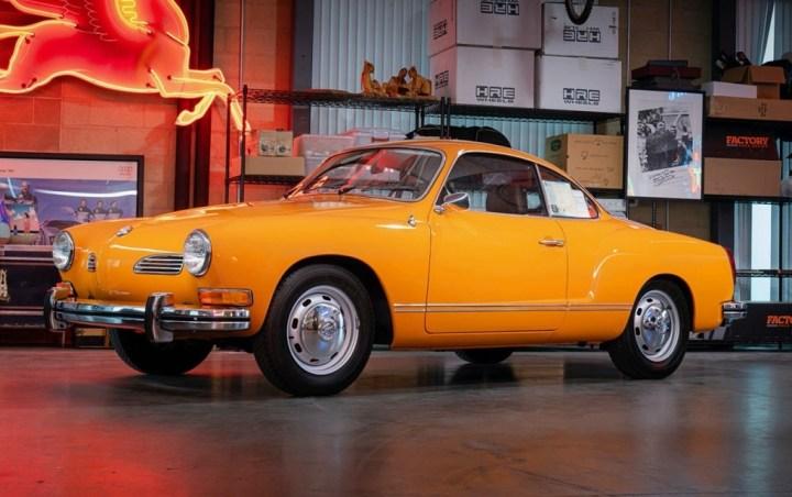 Volkswagen Karmann Ghia (1974) | Gooding & Company
