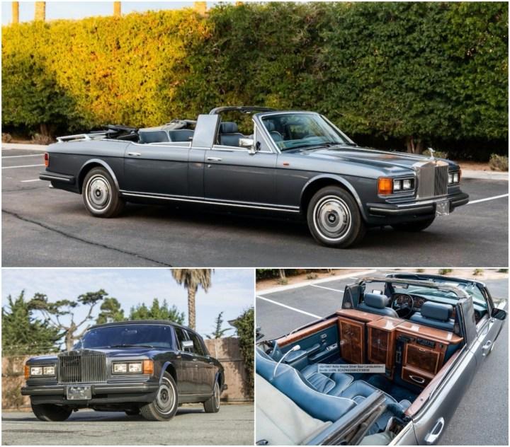 Rolls-Royce Silver Spur Landaulette (1987) 17.920 $ | Bonhams