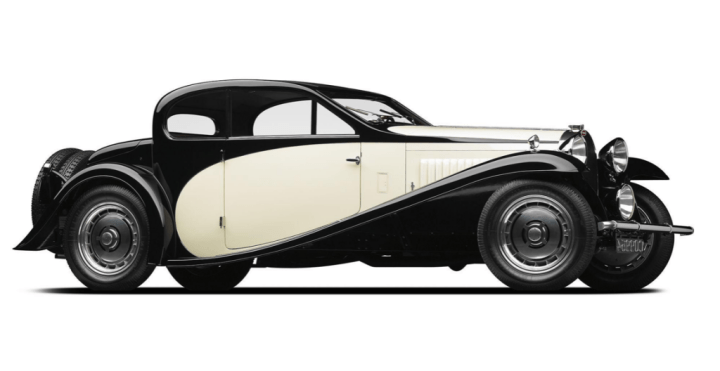 Bugatti Type 46 Semi-profile Coupe de 1929