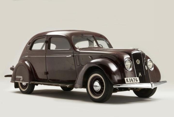 Volvo PV36 Larson de 1935