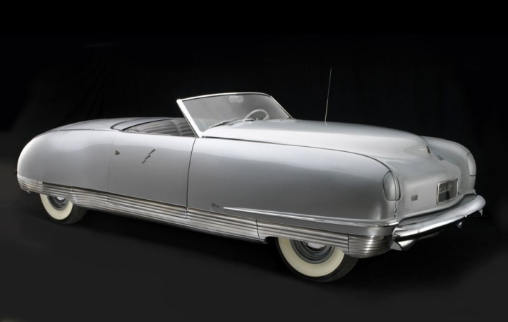 Chrysler Thunderbolt de 1941 | Michael Furman