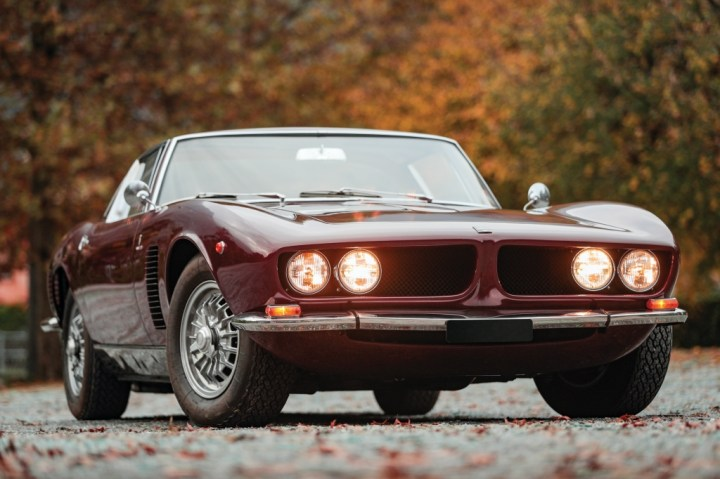 1967 Iso Grifo GL Series I (275.000 €) | RM Sotheby's