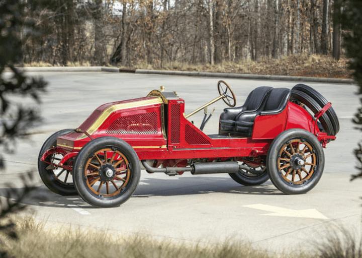 Renault Type AI 35/45HP Vanderbilt Racer (1907) | Bonhams