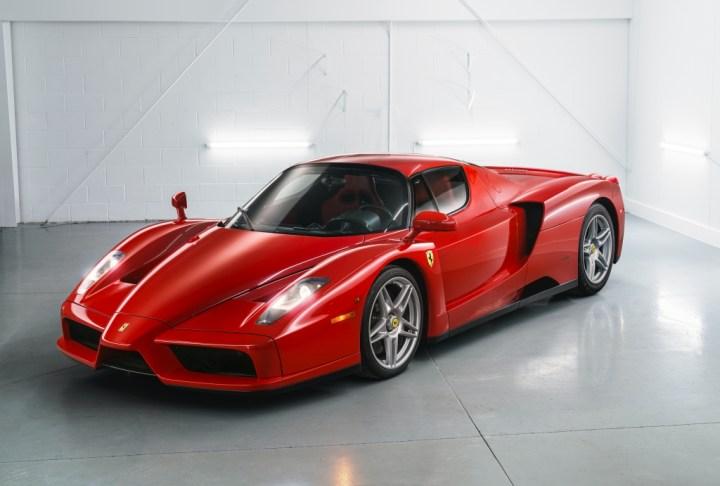 Ferrari Enzo (2003) | Bonhams