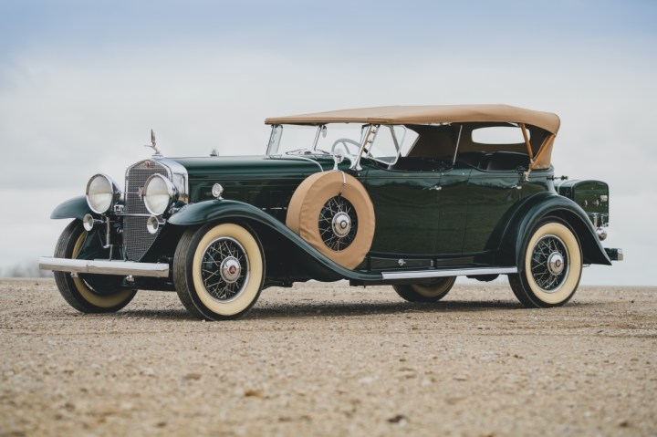 Cadillac V-16 Sport Phaeton by Fleetwood (1930) | RM Sotheby's