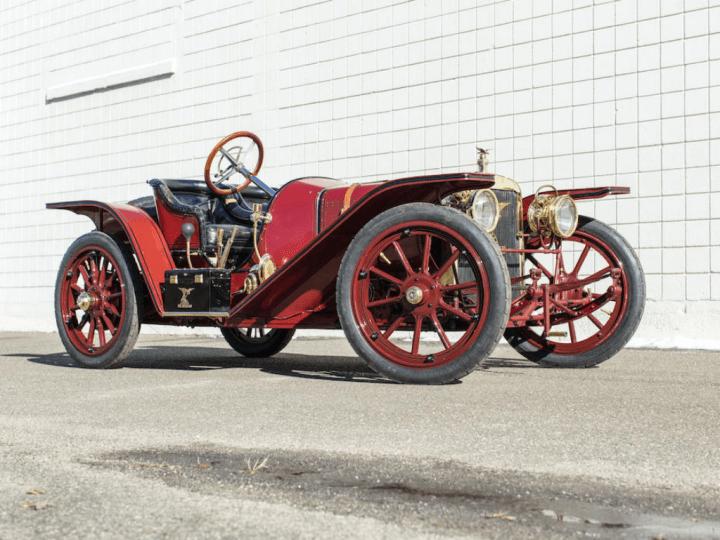 American Underslung 50 hp Roadster (1907) | Bonhams