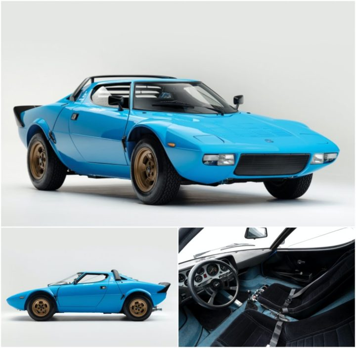 Lancia Stratos HF Stradale (1975) | RM Sotheby's