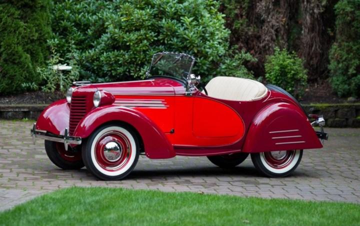 1938 American Bantam Roadster 26.880$ est 35-55.000$