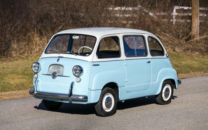 1958 Fiat Multipla 51.520$