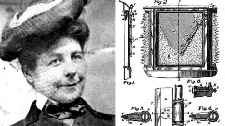 Mujer historia automóvil: Mary Anderson y su patente del limpia parabrisas