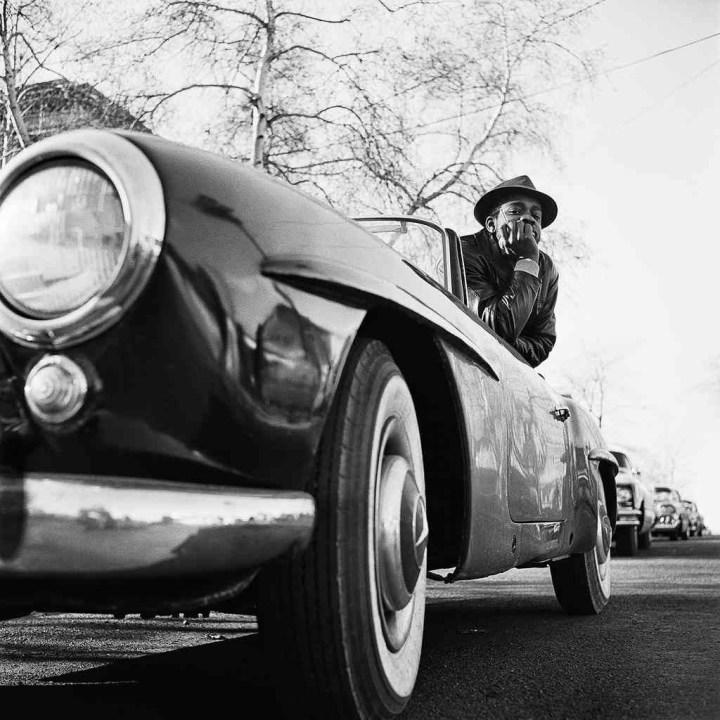 Stars & Cars 3 El músico de jazz Donald Byrd | Francis Wolff