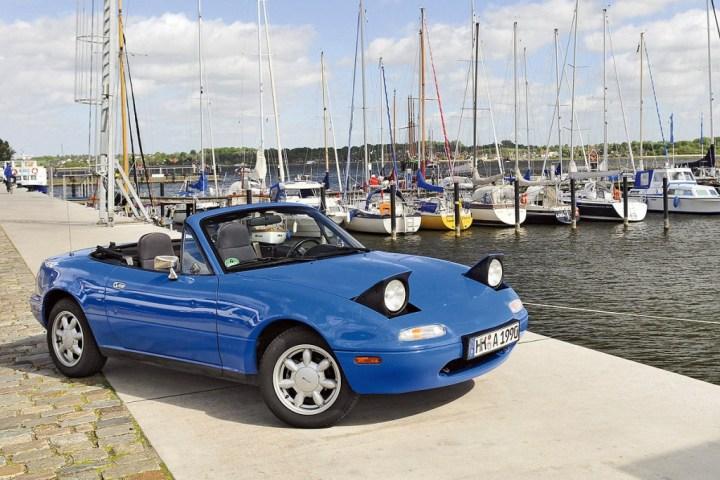 Mazda MX-5 NA: 421.119 unidades entre 1989 y 1998 | Mazda