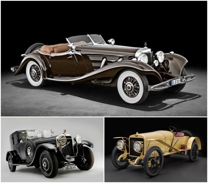 Mercedes-benz 500/540K: 58 unidades entre 1934 y 1939 | Mercedes-Benz / Hispano-Suiza H6 & Alfonso XIII & H6: unas 3.000 unidades entre 1911 y 1933