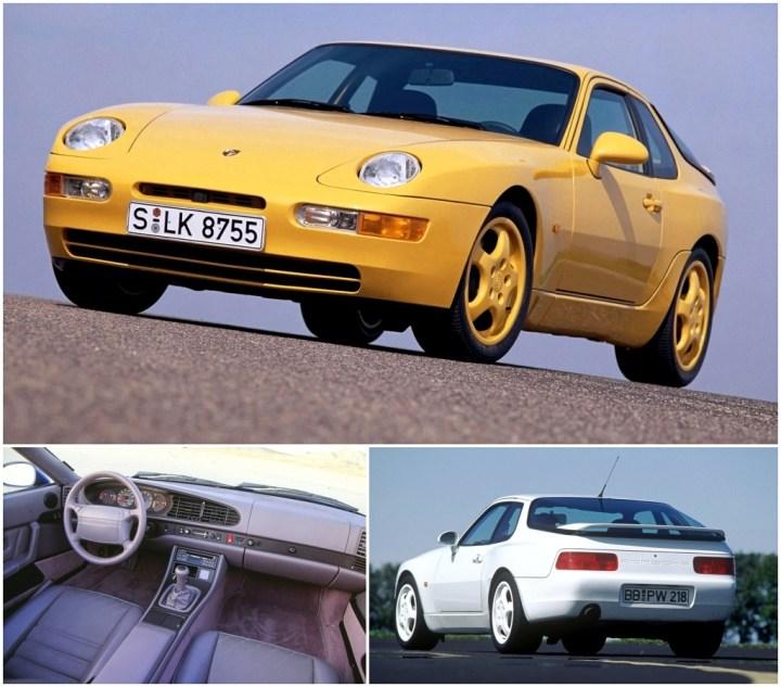 Coches con 30 años en 2021: Porsche 968