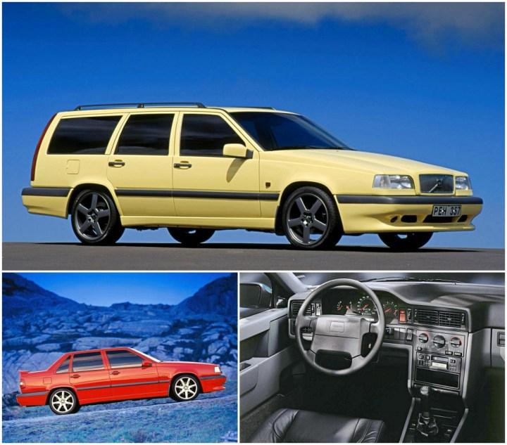 Coches con 30 años en 2021: Volvo 850