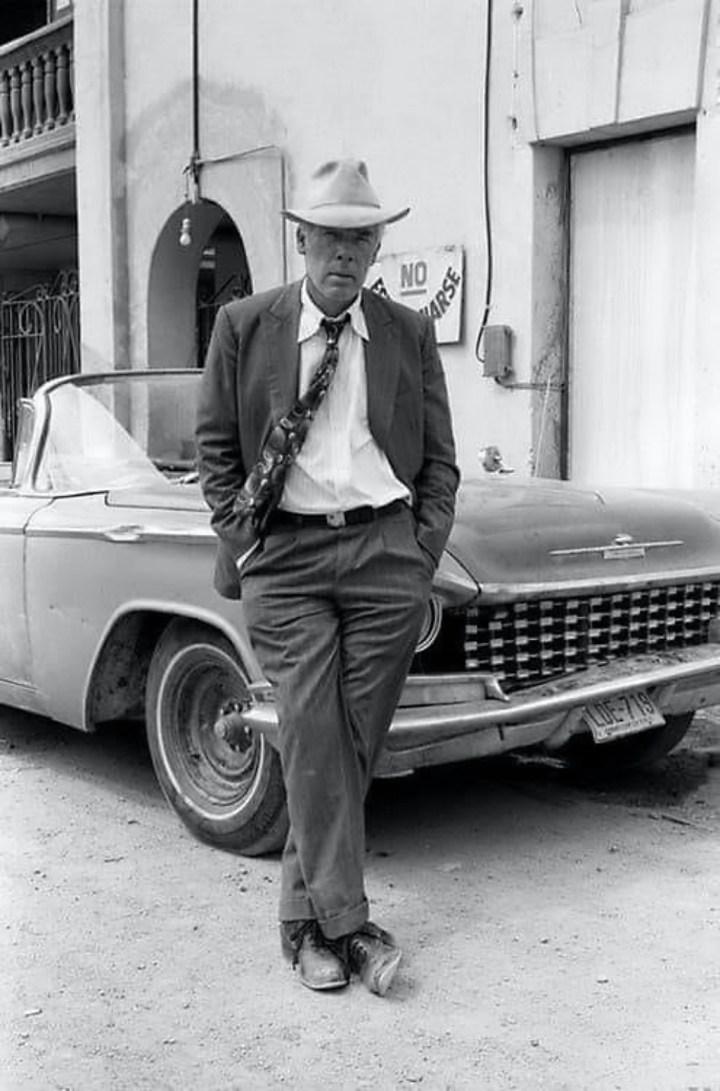 El actor Lee Marvin durante el rodaje de Pocket Money en Tucson, Arizona | Terry O'Neill:Iconic Images:Getty Images