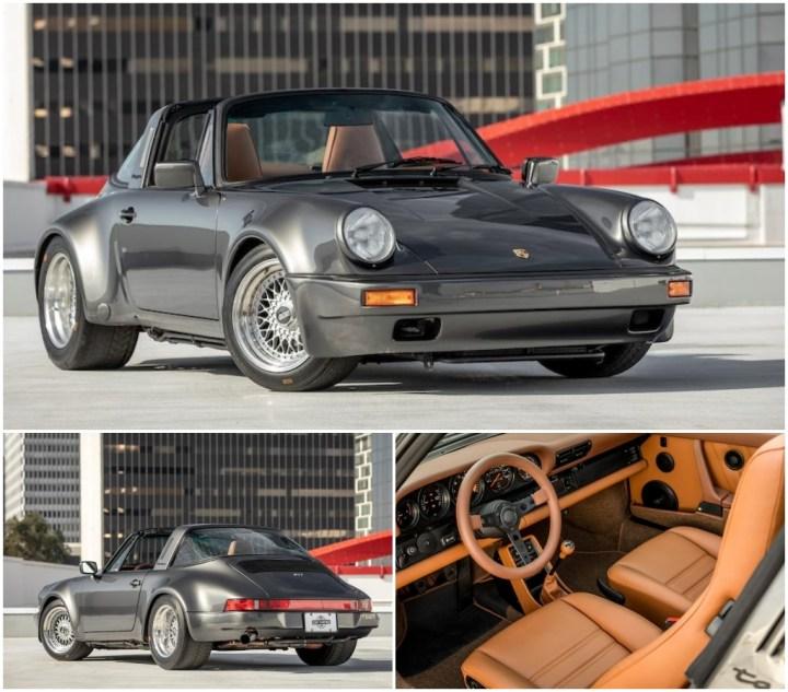 Porsche 911 Carrera 3.2 Targa (1988): 100.800 $ | Bonhams