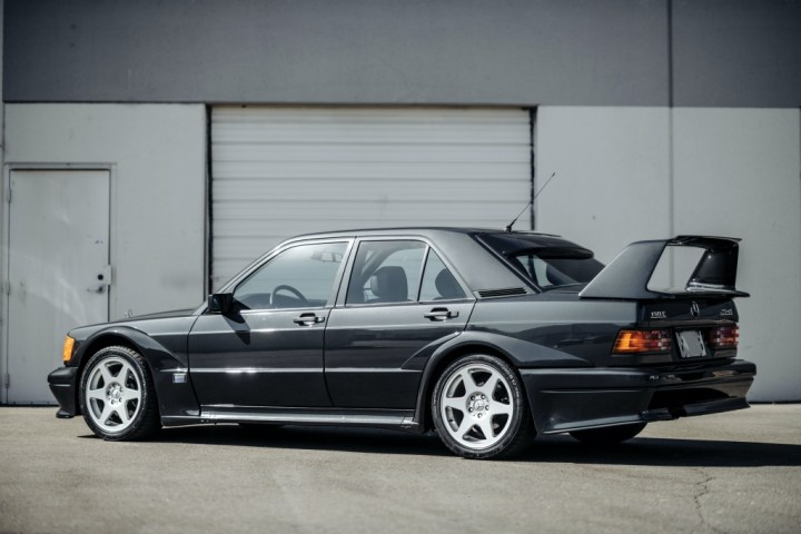 Subastas Arizona 2021: 1990 Mercedes Benz 190 E 2 5 16 Evolution II 268.800 $ (est. 175-225.000 $) | RM Sotheby's