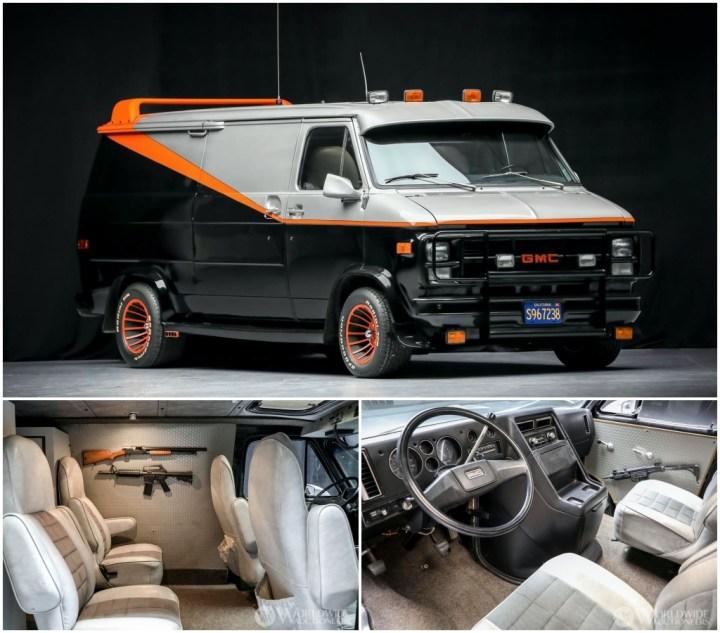 1979 Chevrolet 2500 'A-Team' Van | Worldwide Auctioneers