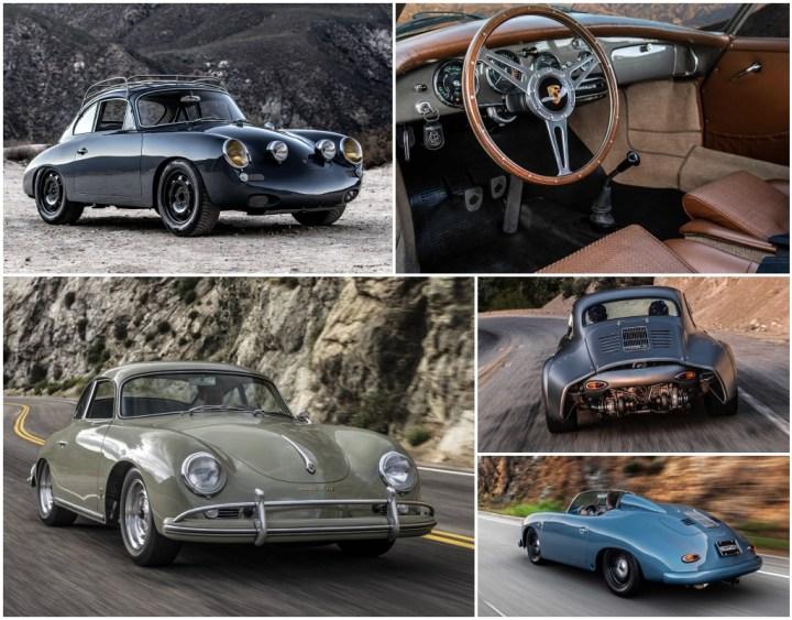 Porsche 356 de Emory Motorsports